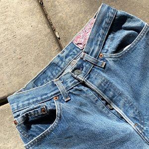 Vintage Levi 501's Jeans